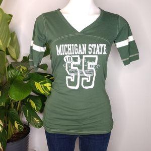 Michigan State University t-shirt size S
